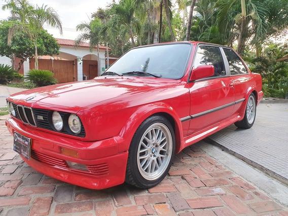 Bmw 323i E30 Coupe Mecanico Modelo 1985