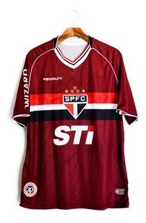 Camisa De Futebol Masculino São Paulo 2013/14 Denis Penalty