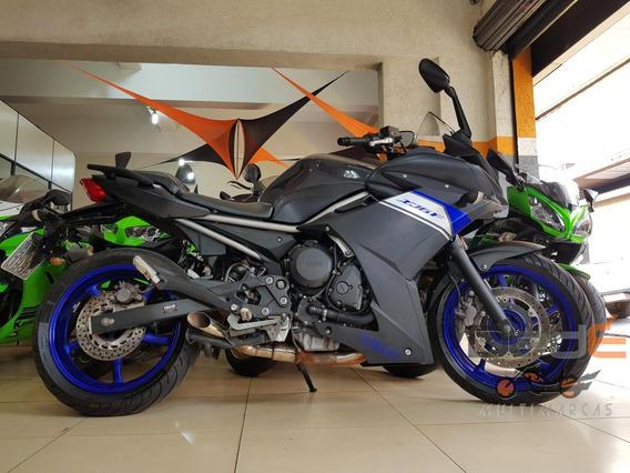 Yamaha Xj6 F Cinza 2015