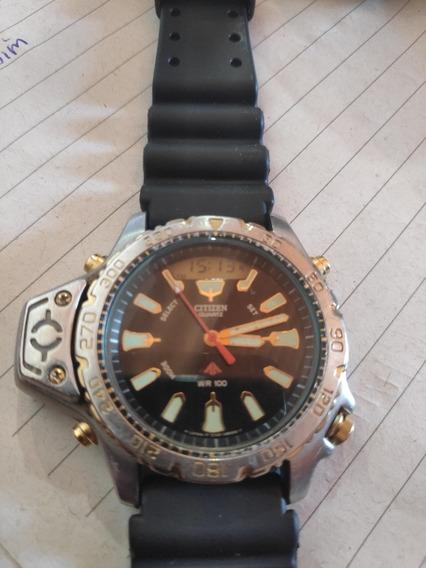 Relógio Citizen Altichron C 140 Original Em Excelente Estado
