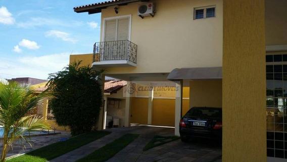 Sobrado Com 3 Dormitórios À Venda, 505 M² Por R$ 1.750.000,00 - Jardim Cuiabá - Cuiabá/mt - So0147