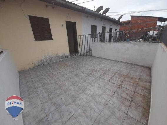 Casa Com 2 Dormitórios Para Alugar, 55 M² Por R$ 600,00/mês - Serrinha - Fortaleza/ce - Ca0085