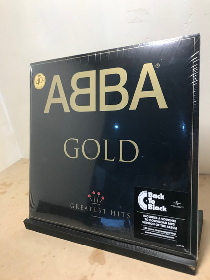 Vinilo Abba - Gold: Greatest Hits