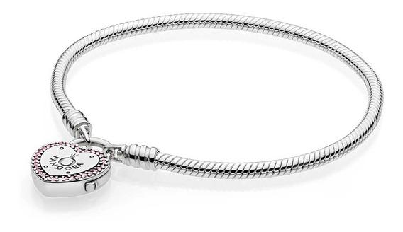 Bracelete Pandora Promessas De Amor (original)