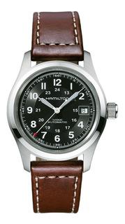 Reloj Hamilton H70555533 Khaki Field Automatico Ag.oficial