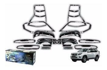 Imagen 1 de 2 de Kit Cromos De Lujo Toyota Prado 10-13 18 Piezas Oferta