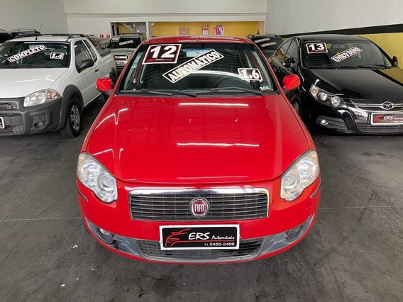 Fiat Siena 1.6 Mpi Essence Dualogic 16v Flex