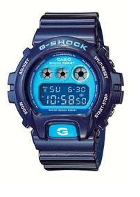 Relógio Casio G-shock Dw 6900cc2 (original) E Garantia