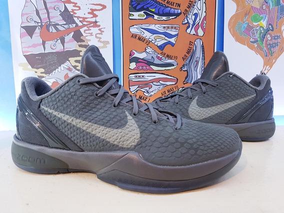 Tenis Nike Air Kobe 6 Fade To Black