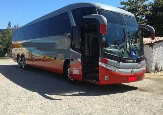 Ônibus Paradiso G7 Ano 2012 Carro De Turismo