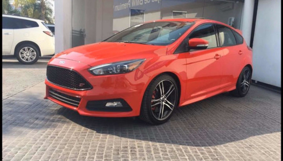 Ford Focus 2.0 St Mt 2016
