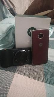 Celular Smartphone Moto Z Play + Snap Câmera