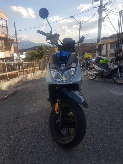 Yamaha Bws X F1