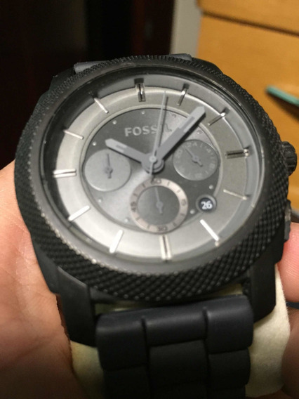 Relógio Fossil Fs4487 Cinza (sem Bateria)