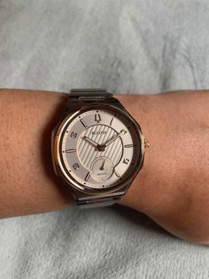 Relógio Bulova Curv Feminino