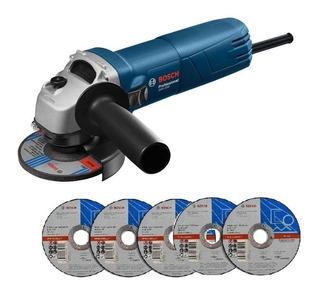Amoladora Bosch Gws 670 Watts 115mm 4.1/2