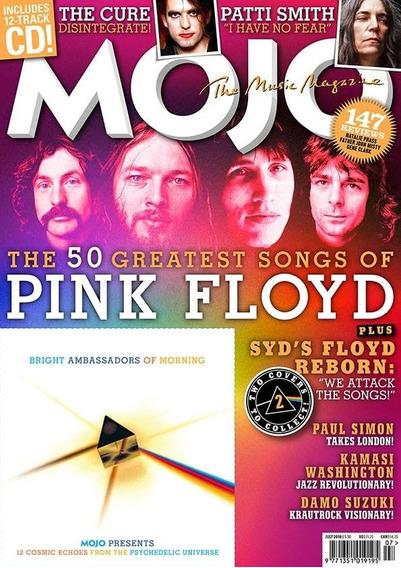 Mojo Revista Britânica -pink Floyd