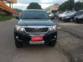 Toyota Hilux Sr Automatica Flex Com Gnv 2012