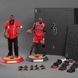 Michael Jordan 1/6 Final Limited Edition Enterbay