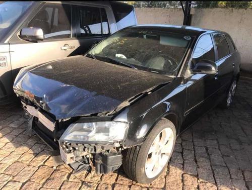 Audi A3 1.6 Sportback 2009 - Sucata Motor Peças Acessórios