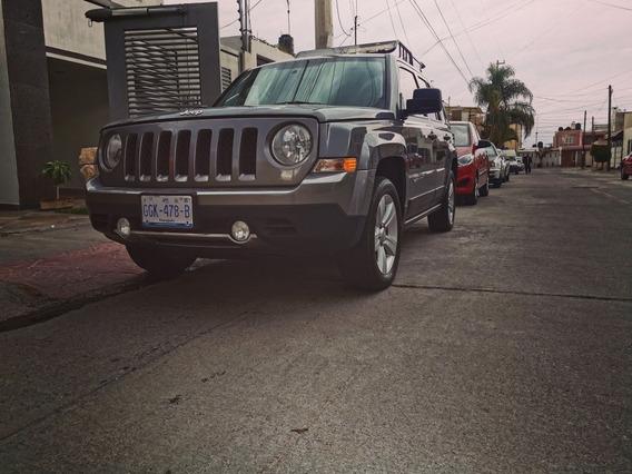 Jeep Patriot 2.4 Limited Cvt 4x2 Mt 2013