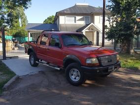 Ford Ranger 2.5 Xlt Mpi Sc 4x2 1998