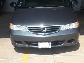 Honda Odyssey Exl (se Recibe, Tucson O Rav 4)
