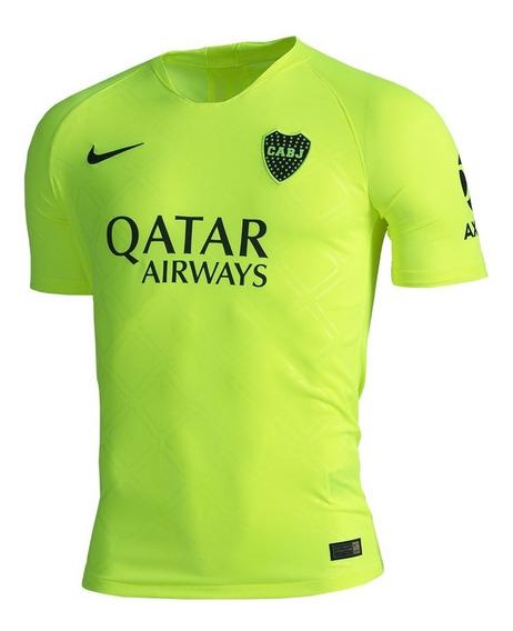 Camiseta Nike Boca Juniors 3rd Match Hombre