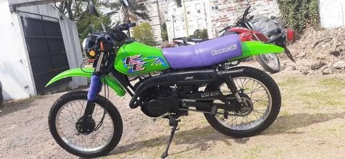 Kawasaki  Ke 100 Cc