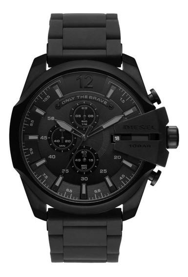 Relógio Diesel Preto Dz4486/1pn