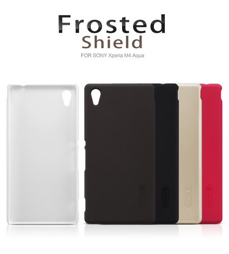 Case Protector Carcasa Nillkin: Super Frosted Sony M4 Aqua