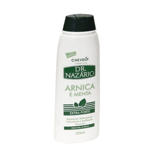 Loção Hidratante Cheveux Relaxante Dr.nazário Arnica Menta 2