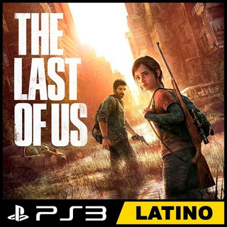 The Last Of Us Ps3 Voces En Latino