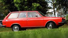 Ford Corcel Belina 77 Vermelho Mustang, Espetacular!