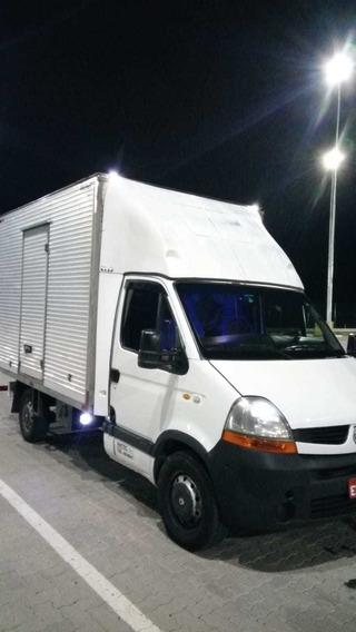 Renault Master,caminhão, Baú (com Serviço, Viagens Interior)