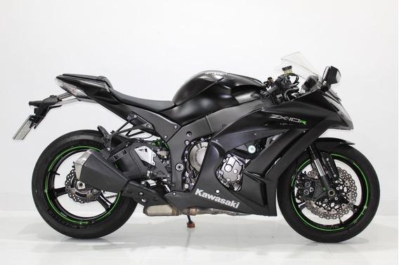 Kawasaki Ninja Zx 10r Abs 2015 Cinza