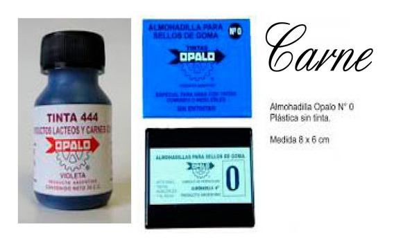 Sello P/empanada, Almohadilla Y Tinta Sellos Aragon