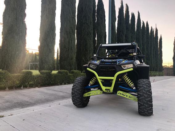 Rzr Polaris Xp 2017 1000 Blue Eps Ride Command