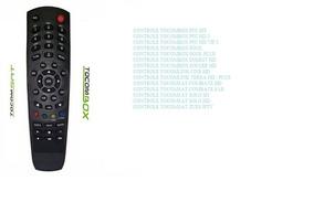 Controle Hd Remoto Dtvtocombox Ptz453 Cine Todos Da Foto