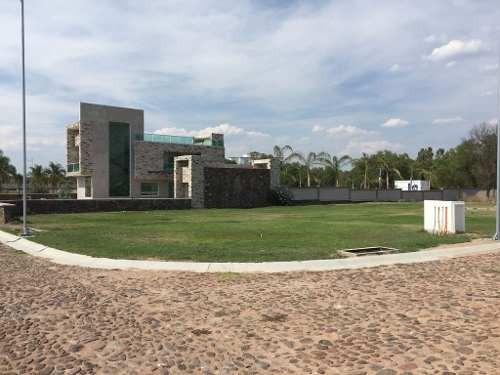 Terreno En Venta Club De Golf Tequisquiapan