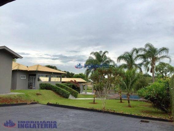 Casa Com 5 Dormitórios À Venda, 400 M² Por R$ 2.350.000,00 - Recanto Do Salto - Londrina/pr - Ca0344