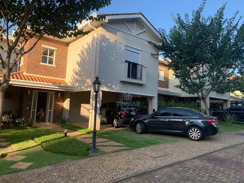 Imagem 1 de 30 de Casa Para Locação, Condomínio Galleria Boulevard, Jd. Madalena, Campinas. - Ca0941