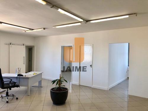 Conjunto Comercial Com 5 Salas, 2 Banheiros E Copa Cozinha - Ja13013