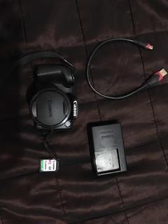Cámara Semi-profesional Canon-powershot Sx400 Is