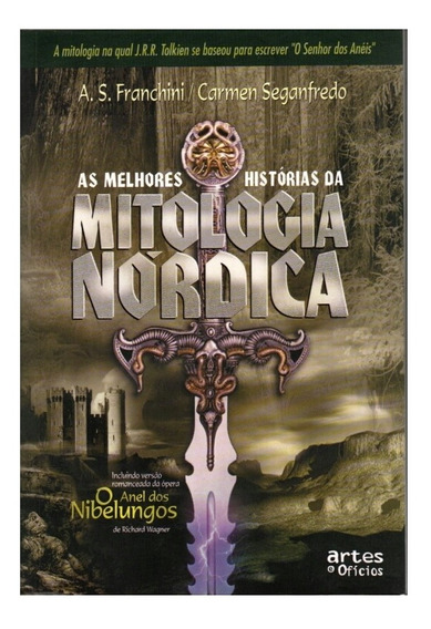 Livro Digital - As Melhores Histórias Da Mitologia Nórdica