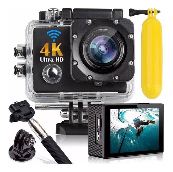 Câmera Ultra Hd Samsung 4k