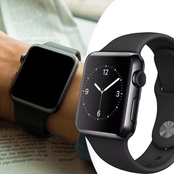 Relógio Celular Inteligente Câmera Whatsapp Igual Applewatch