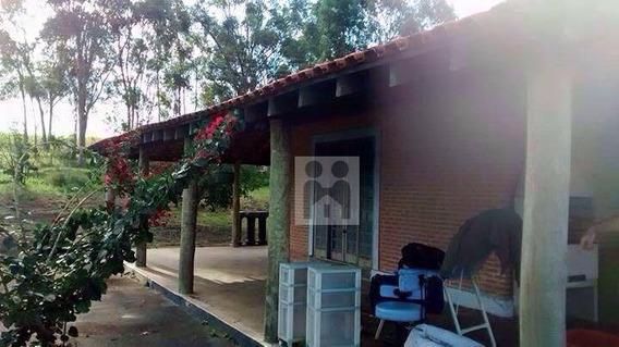 Área Rural À Venda, Rancho São Francisco, Cajuru. - Ar0001