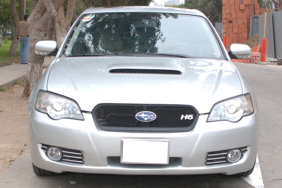 Subaru Legacy Sedan 3,0r H6 , 245 Hp,full Equipo Conservado