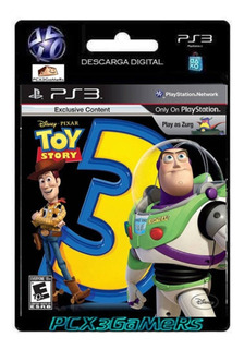 Ps3 Juego Toy Story 3 Pcx3gamers